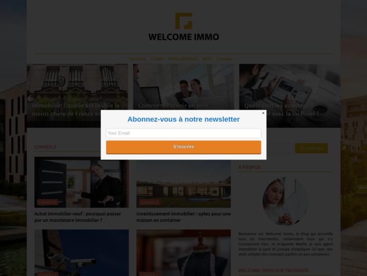 welcomeimmo.net